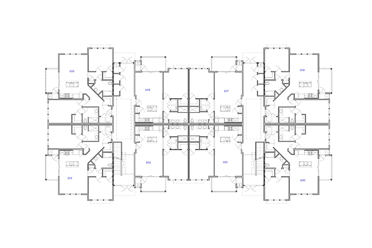 Find The Perfect Apartment For You View Our Building Layouts
