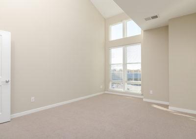 1BR den bedroom on 3rd floor